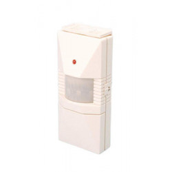 Detector 433mhz 20 50m wireless infrared for ha50 ha52 wireless electronic control panel infrared wireless alarm pir detectors d