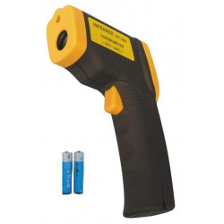 Non contact ir infrared digital thermometer with laser