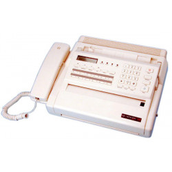 Fax with trimmer + amplifier telecopy with paper cutter amplifier fax telecopy telecopies fax paper cutters amplifiers telecopy