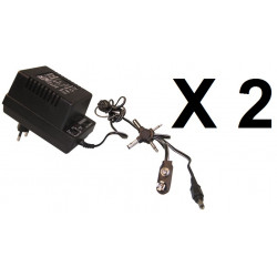2 Electric plug in power supply plug in main supply 220vac 3 12vdc 700ma adapter plug in electric supply