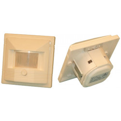 Infrared motion detector 110 ° 10m 220vac wall mount fits detection detectors