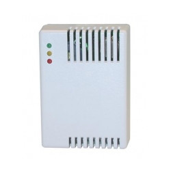 Detector gas detector for ja60 wireless alarm, 20 40m 433mhz fire alarm detector gas detector detects mixtures air combustible g