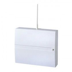 16 wireless and 4 wired zones 16 z 433.92mhz domotic ja63kr house shop factory alarm