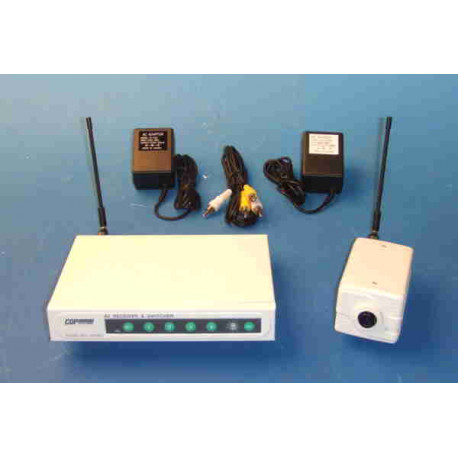 Transmitter Receiver Audio Video Without Wire 200 Meter 900mhz