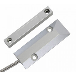 Detector surface mounting nc magnetic contact tolerance 30mm magnetic contact switches surface mounting magnetic contact detecto