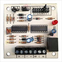 Electronic analysing circuit for 456 roller shutter contact electronic analysing circuit roller shutter contact analysing circui