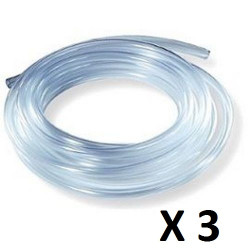 3 X Silicone tube for vehicle counter system road counter system car counter system