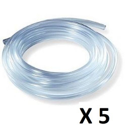 5 X Silicone tube for vehicle counter system road counter system car counter system