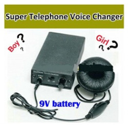 Professional Telephone Voice changer High Quality