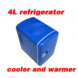 4l 12v mini cooler cc ??230v ca black hot cold cfrig3