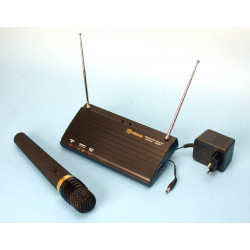 Receiver 212.320mhz hf professional 1 channel receiver + hf electronic wireless microphone, 30 130m pa sound system receivers hf