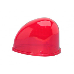 Cover red cover for rotating light gmg12r covers for rotating lights covers covers rotating light covers cover cove