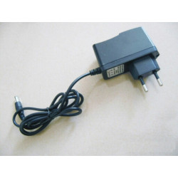 Charger 110v 220v 8.4v 10v 500mah 0.5a 5.5mm x 2.1mm for rechargeable battery 9v detector DFPV1