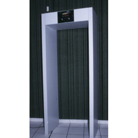 Artificial imitation metal detector porch largest airport station style Store