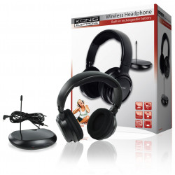 863 Mhz wireless headset