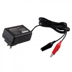 DC 7.5V 500MA Sealed Lead Acid Rechargeable Battery Charger US Plug Car Motor Truck Battery Chargers