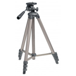 Trepied en aluminium pour appareil photo kn tripod21/4 photographie sacoche de transport