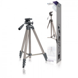Trepied en aluminium pour appareil photo konig kn-tripod30n photographie sacoche de transport