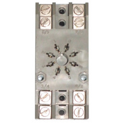 Relay mounting din rail 90-22 60-2 70-2 mk2pk for radio receiver or decoder repackages rx dcd