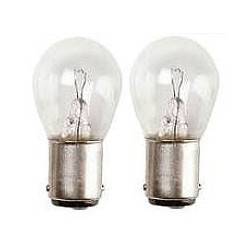 2 X Ligthting electrical bulb 24v 21w b15 flashing emergency rotating light gmg24a