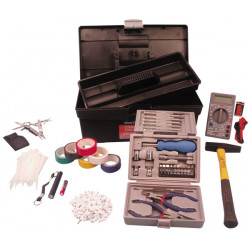 Electrician tool box boxes tools hand tools professional electricians
