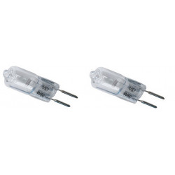 2 X Halogen bulb lamp light gy6.35 12v 35w gu4 lamp gy6 35hq
