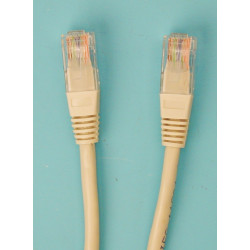 Cable for network, rj45 to rj45 8p 8c 100mbps, 2m cable wire