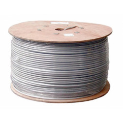 Utp network cable, 4x2x0.51mm, single wire, 100m category 5 utp ethernet network