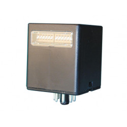 Recepteur radio 31mhz 1 canal 12vcc/24vca ae/rxpr40968 recepteurs transmission transmissions