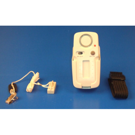 For patient call bell radio transmission