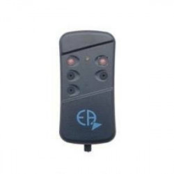 Remote control 2 channel miniature remote control, 433mhz 50 200m doors gates automations self motorisations alarms remote contr