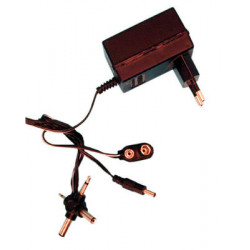 Chargeur 220v Jack 2.5mm 3.5mm 5.5x2.1mm 5.5x2.1mm 6f22 batterie rechargeable 9,6v talkie walkie t5w