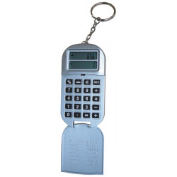 Calculator euro computer euro key carrier coin calculating and turn key with token € computer carry key + coin calculating and t