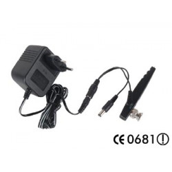 Transmitter 2.4ghz video transmitter 10mw 100m with bnc connector for wired camera video transmitter for wireless cameras bnc co