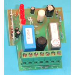 Electronic circuit alone uc220 uc 220 radio receiver for remote jablotron
