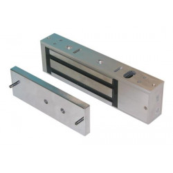 Electromagnetic sucker 500kg 12v 24v 1100lbs eml878 550kg 600kg shearlock flush door hanger