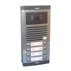 Intercom b w surface mounting camera panels for 8 apartments apartment video doorphone system video doorphone entry systems digi