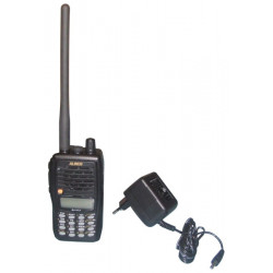 Walkie talkie 144mhz 2/8km alinco dj v17e (piece) walkie talkies walkie talkie dj v17e