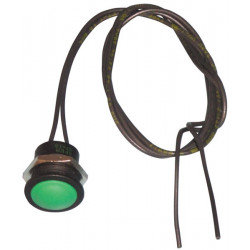 Green button waterproof severe environment has special son