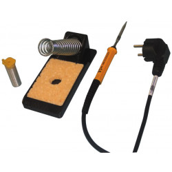 220v 15w soldering iron welding device with media station soldering station for soldering