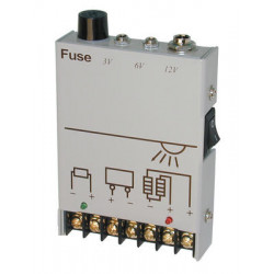 Charge regulator 4a 13vcc power controller solar cell charge intensity