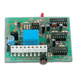 Receiver k6707 one channel code lock (for k6706)