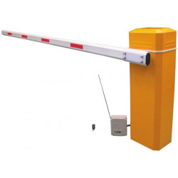 Automatic barrier gate 5.8m bloquant automatic lifting barriers