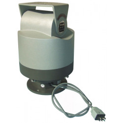 Horizontal vertical turret waterproof ip44 cctv waterproof horizontal vertical