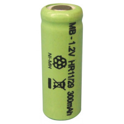 Rechargeable battery 1.2vdc 300ma lr01 for receiver rbipa b c d e cadmium nickel batteries