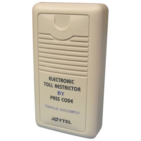 Restrictor phone call code of electronic communication phone limiter abuse