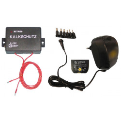 Electronic calcareous anti 12v magnetic anti tartar+electric power supply 220v