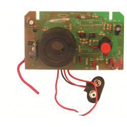 Electronical cicuiit for alarm swimming pool jb2005 french normalize fall detector conformite agree