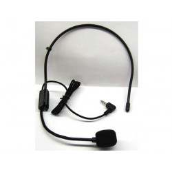 Microphone casque de rechange pa5n/sp1 amplificateur de son public address pa5wn micro