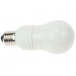 Energy saving lamp bulb e27 7w 230v 2700k (warm white)